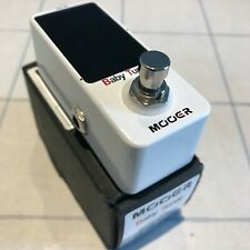 Mooer Baby Tuner Tuner Guitar Pedal