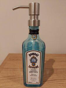 Bombay Sapphire Soap Dispenser