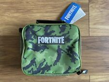 BRAND NEW FORTNITE LUNCH BAG / BOX