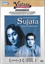 SUJATA - SUNIL DUTT - NUTAN - NEW BOLLYWOOD DVD - FREE UK POST