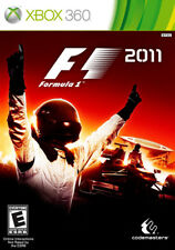 F1: 2011 Xbox 360 New Xbox 360