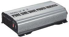 INV-81500PSW - (1500 W) (3000 W picco) 12 V onda sinusoidale pura potenza inverter