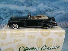 1/43 Collector's Classics-Buby  (Argentina) 1946-48 Lincoln continental