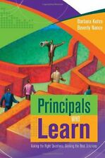 Principals Who Learn: Asking the Right Questions,