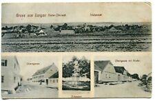 1915 Austria  Gruss aus Langau ,rare multiple view