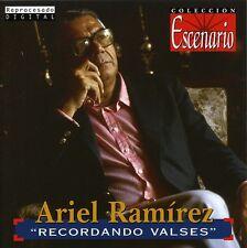 Ariel Ram rez, Ariel Ramírez, Ariel Ramirez - Recordando Valses [New CD]