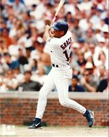 Mark Grace 8 X 10 photo while a member of the Chicago Cubs