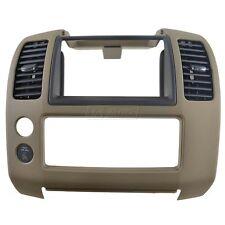2005 Nissan Pathfinder Center Dash Instrument Panel Cluster Lid OEM NEW