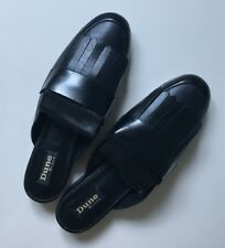 DUNE BNWT Backless Leather Loafer UK5/EU38 (RRP $185, now $90. 50% OFF)