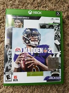 Madden NFL 21 (Microsoft Xbox One / Xbox Series X, 2020) Pre-Owned