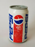 PEPSI SLIDE PUZZLE CAN Soda Retro 90s Coke Cola Rubix Cube Collectable EXCELLENT