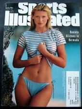 Sports Illustrated Swimsuit Issue Feb 20, 1995 Daniela Glistens in Bermuda