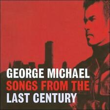 Songs from the Last Century by George Michael (CD, Jan-2011, Sony Music)