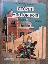EO BD AVRIL 1984 / ED DU PHYLACTERE / CELSIUS = LE SECRET DU MOUTON NOIR
