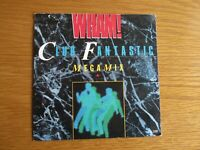 "WHAM! Club Fantastic Megamix 1983 UK 7"" VINYL SINGLE IN PICTURE SLEEVE"
