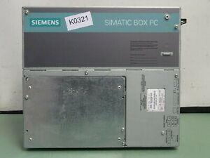 Siemens Simatic IPC627C 6BK1000-6AE10-0AX0   K 321 aa