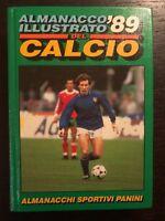AA.vv. - Almanacco illustrato del calcio 1989 - Edizioni Panini [Beltrami]