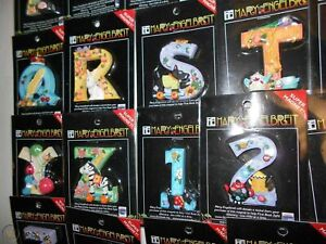 MARY ENGELBREIT MAGNETIZED LETTERS AND NUMBERS - CHOOSE