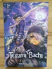 Tegami Bachi Vol. 1. English Manga. Hiroyuki Asada. Great Cond. Fast Shipping.