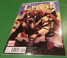 The Mighty Thor #2 Marvel Comics 2011 2nd Print Variant Matt Fraction - Rare