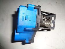 Citroen C4 I LC_ 1,4 16V 65KW 04- Steuerwiderstand Widerstand Lüfter 9662240180
