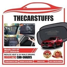 Car Sun Shades, Premium Magnetic, Mazda CX5, (4 pieces - 2 Front, 2 Rear)