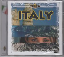 """ITALY """"Various Artists"""" NEW & SEALED CD - 16 Tracks - 1st Class Post From The UK"""
