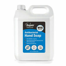 Mirius Anti-Bac W15 Hand Soap 5L - Kills 99.99% of Germs