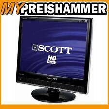 Scott TVX 220 LCD 56 cm (22 Zoll) Fernseher DVB-T HDMI