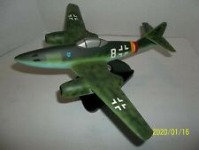 ME-262 German WWII Jet Fighter Wood Desktop Modle 1/32  C109
