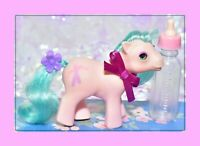 ❤️My Little Pony MLP G1 Vtg Beddy Bye Eye BBE BABY School of Dance Half Note❤️