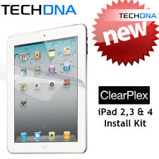 Genuine ClearPlex Screen Protector for iPad 2 3 & 4 LCD Guard Impact Protection