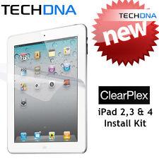 Clearplex véritable protecteur d'écran pour iPad 2 3 & 4 écran LCD garde impact protection