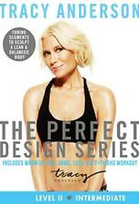 Toning EXERCISE DVD - TRACY ANDERSON The Perfect Design Series LEVEL 2!