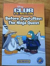 Before Card-Jitsu: The Ninja Quest