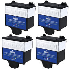 4 Pack Kodak 10 Ink Cartridge Color EasyShare 5100 5300 5500 ESP 3 ESP 5 ESP 7