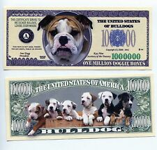 BULLDOGS   MILLION   DOLLAR  BILL