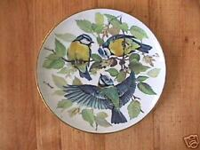 Songbirds of Europe Titmouse Bradex German Plate Band