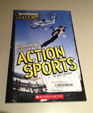 BOOK INSIDERS GUIDE TO ACTION SPORTS FROM SPORTS ILLUSTRATED KIDS