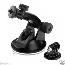 MINI Suction Cup Mount Tripod Adapter Camera Accessories For Gopro Hero 4/3/2/HD