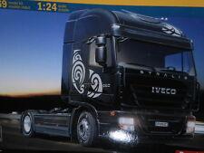 Maqueta camion Iveco Stralis 1/24 Italeri