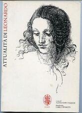 Attualit… di Leonardo - Alessandro Vezzosi, introduzione di Carlo Pedretti. Giun