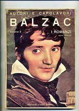 Honoré De Balzac # ROMANZI - OPERE INTEGRALI VOL.2# Gherardo Casini 1966