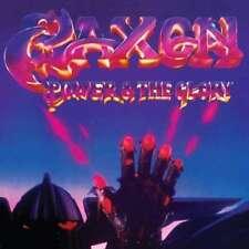 SAXON - Power & the Glory (Deluxe Edt.) + 9 Bonus Tr.- Remastered - CD - NEU/OVP