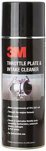 3M Throttle Body Cleaner (325 g, Amber) -Effective cleaning formula-Oxygen senso