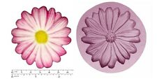 DAISY DAISIES X/L Cupcake Craft Sugarcraft Chocolate Soap Silicone Rubber Mould