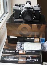 Olympus OM-1n MD 35mm SLR Film Camera Body Film Tested