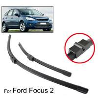 Pair Windscreen Front Window Wiper Blades Fit For 2004-2010 Ford Focus 26''+17''