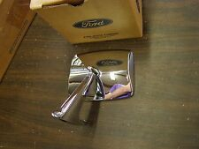 NOS OEM Ford 1980 - 1986 F150 Truck Pickup Chrome Mirror 1981 1982 1983 1984 85