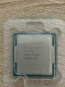 Intel Core i7-11700, 8Core/16Threads, 2.50-4.90GHz Prozessor, FCLGA1200